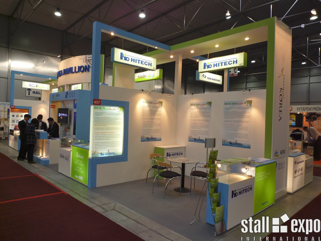 Expo Exhibition Stands Group : Group stand pavilion stall expo